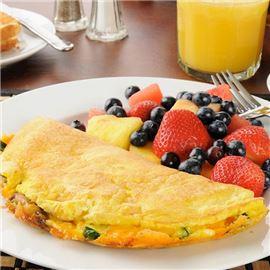 Vegetarian Omelet