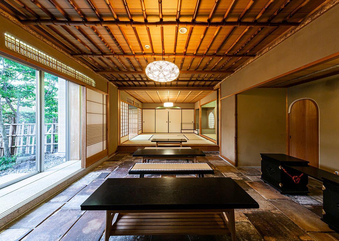 茶室 大阪