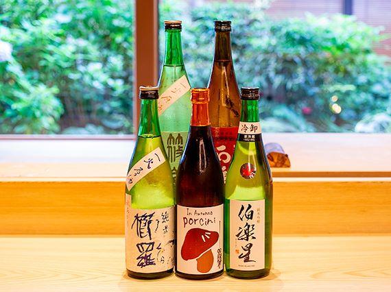 日本酒 和食